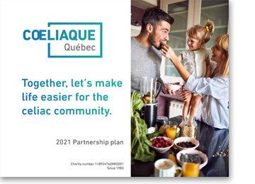2021 Partnership plan