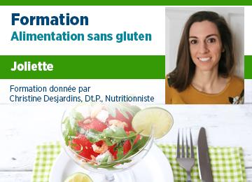 Formation - Alimentation SG à Joliette