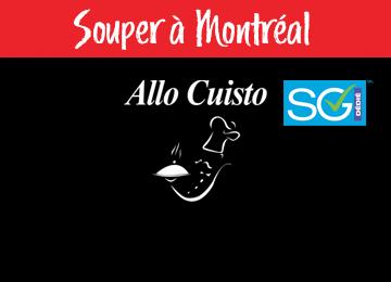 Souper sans gluten à Montréal