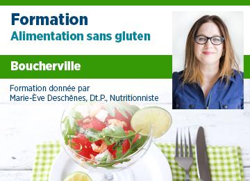 Formation - Alimentation SG à Boucherville - SOIR