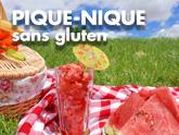 Pique-nique sans gluten dans Lanaudière