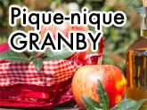 Pique-nique sans gluten à Granby