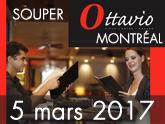 Montréal - Souper sans gluten chez Ottavio