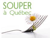 Souper sans gluten à Québec