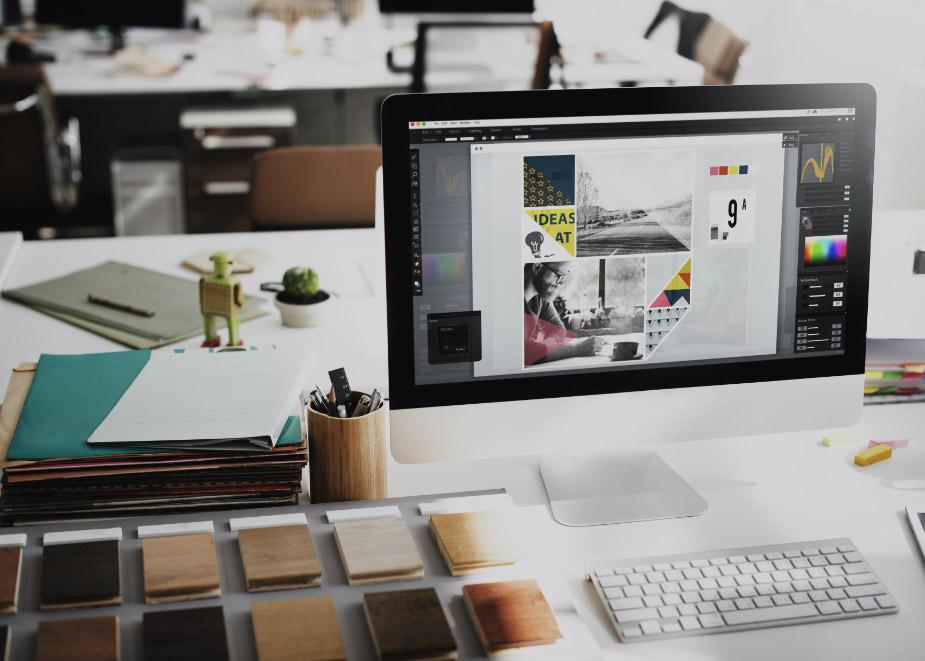 Nos services de design