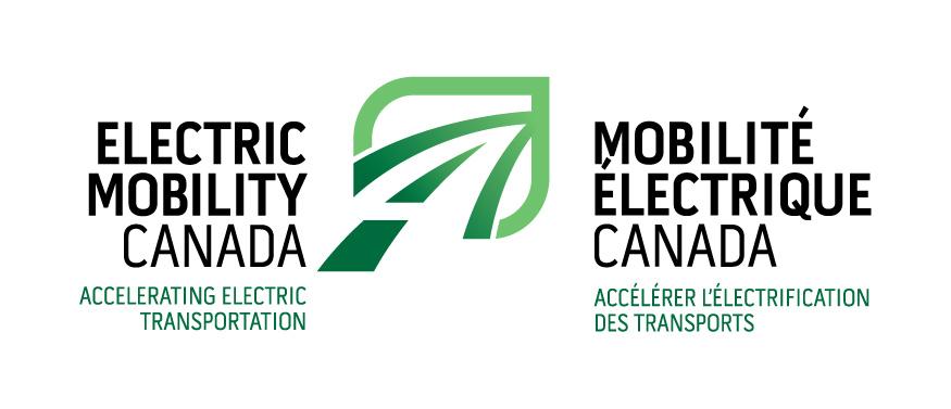 Logo Mobilité électrique Canada.